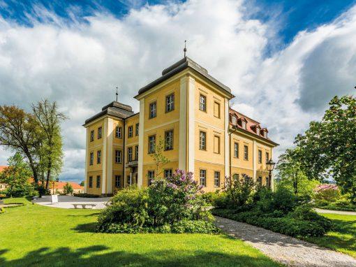 6. Restauracja w Pałacu Łomnica