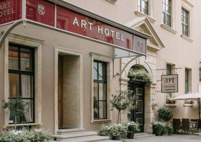 9. Art Hotel Wrocław