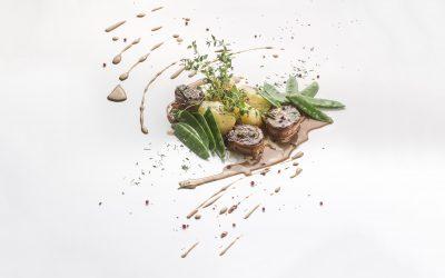 Polędwiczki wieprzowe zawijane w boczku