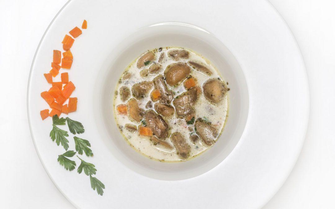Szlachecka zupa grzybowa